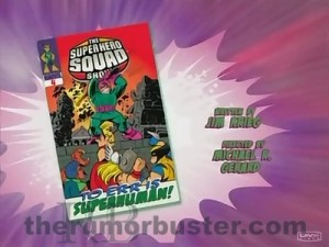 Marvel SHS Episode 2 Title Card