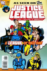 Justice League Unlimited #43