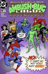 Ambush Bug Adventures