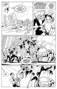 Justice League Adv. #10 pg 13