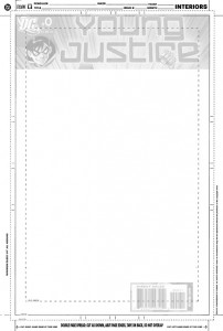 Cover Template with Logo