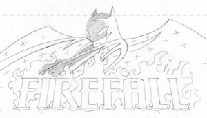 Batman Strikes #8 - Title Logo