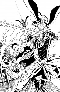 YJ #10 cover inks