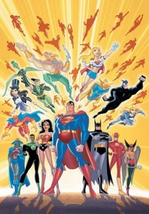 Justice League Unlimited characters