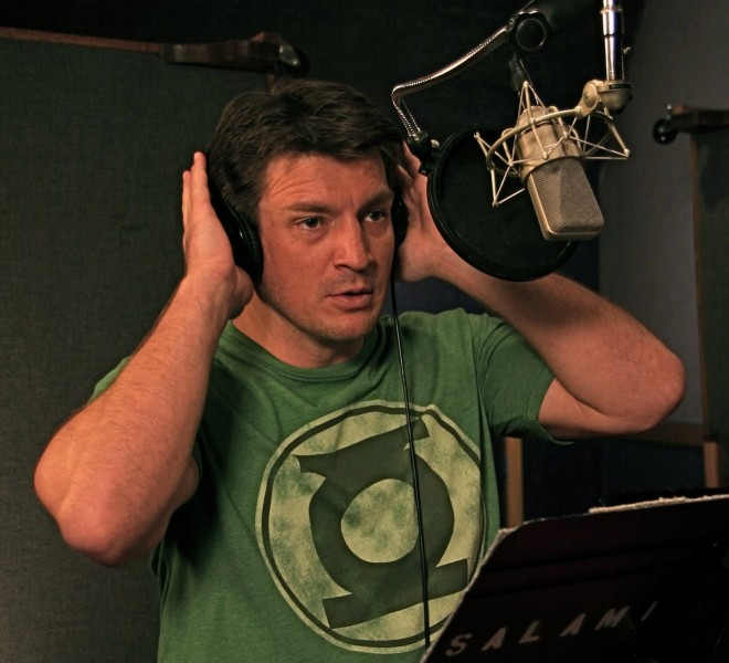 Nathan Fillion as Green Lantern