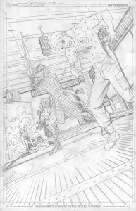 YJ 10-01 pencils
