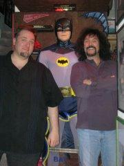 Wally, Adam and I