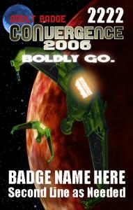 #CVG2006 Adult Badge