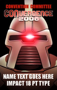 #CVG2006 - ConCom Badge