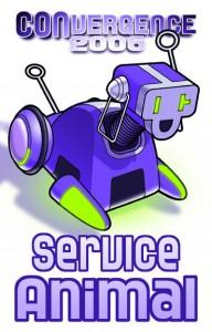 #CVG2006 - Service Animal Badge