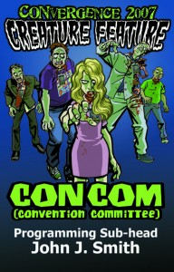 #CVG2007 - ConCom Badge