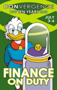 #CVG2008 - Finance Badge