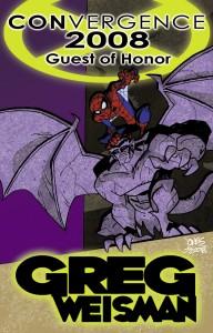 #CVG2008 - Greg Weisman