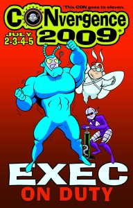 #CVG2009 - Exec Badge