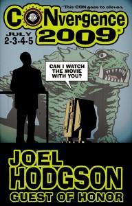 #CVG2009 - Joel Hodgson