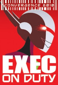 #CVG2010 - Exec Badge