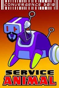 #CVG2010 - Service Animal