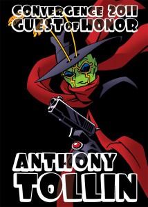 #CVG2011 - Anthony Tollin