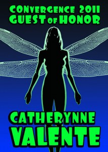 #CVG2011 - Catherynne Valente