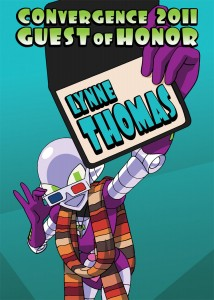#CVG2011 - Lynne Thomas