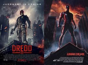Dredd & Daredevil