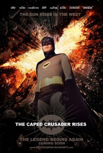 Caped Crusader Rises