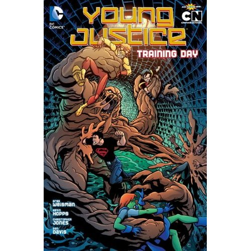 Young Justice Vol 2: Training Day
