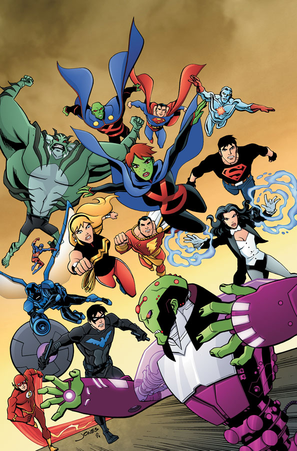 Young Justice #25
