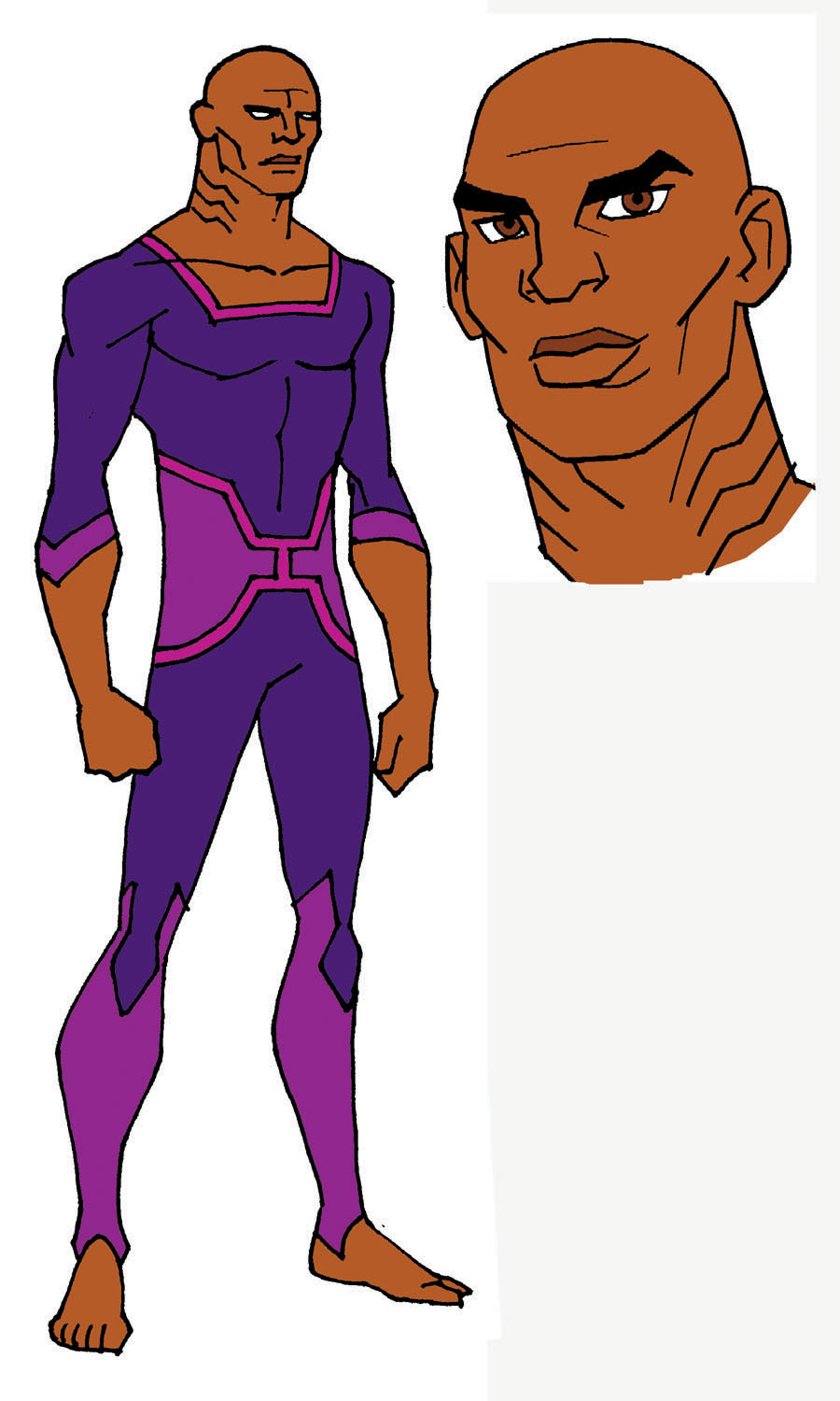 Character Design Young Justice : Character design young justice atlantis