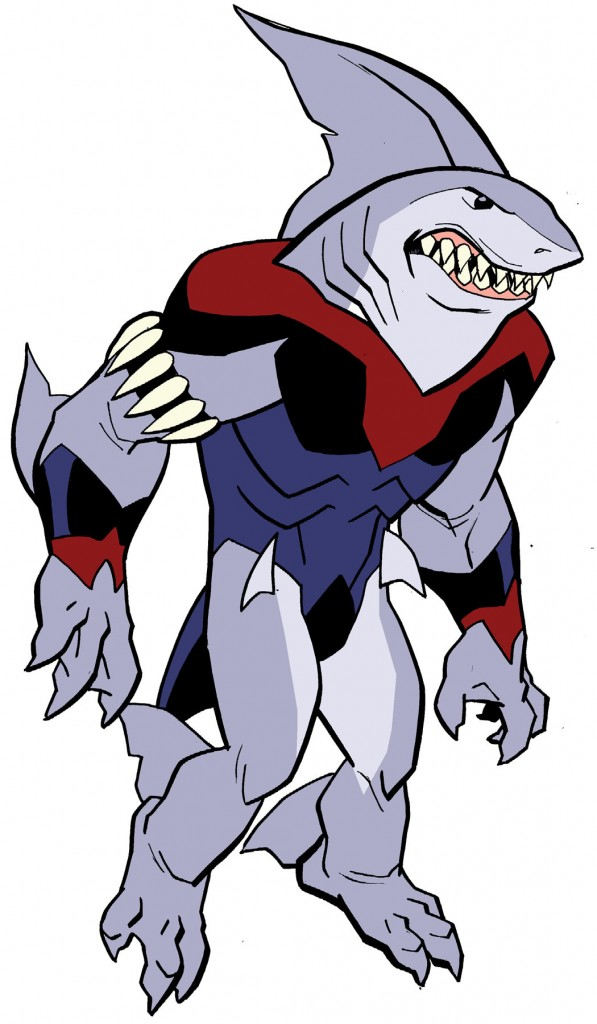 Nanue Shark - Version 2
