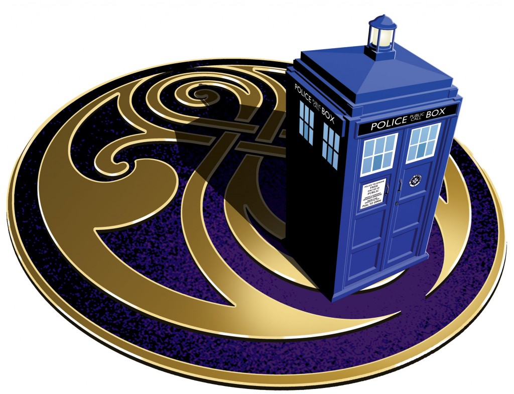Galley TARDIS &amp; Seal a prev