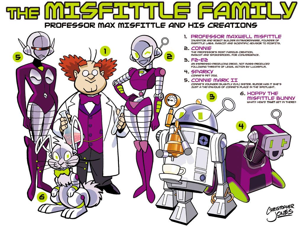 Misfittle Family prev