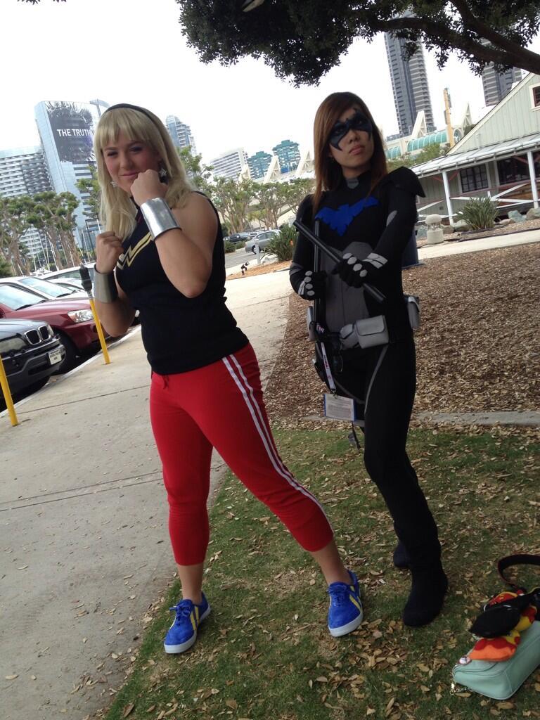 YJ SDCC 13 Wondy Nightwing
