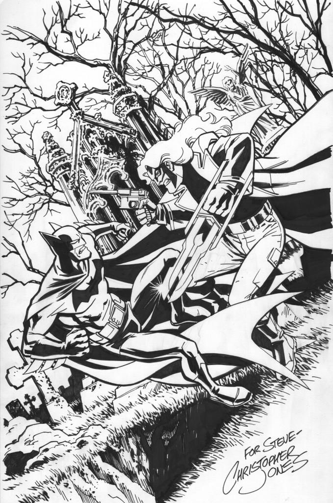 Batman vs Nightlinger