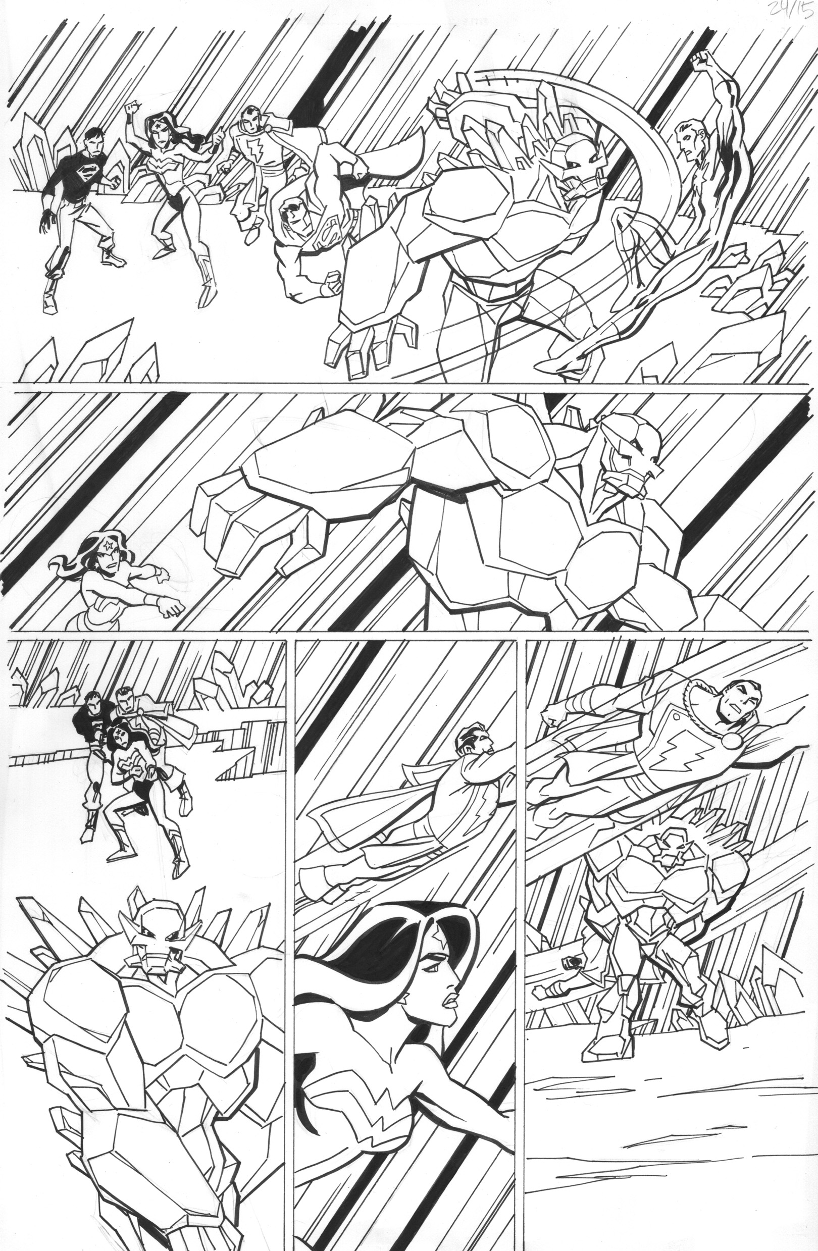 Coloring Pages Free Of Kid Flash Gordon