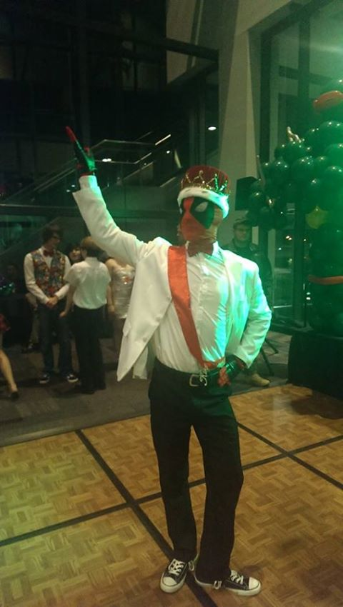 CCE13 FRI - Geek Prom Prom King