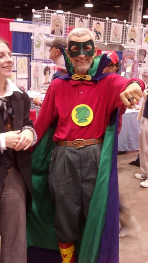 CCE13 SAT - Alan Scott Green Lantern