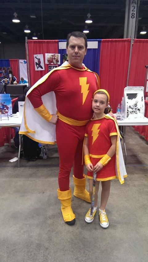CCE13 SAT - Captain & Mary Marvel