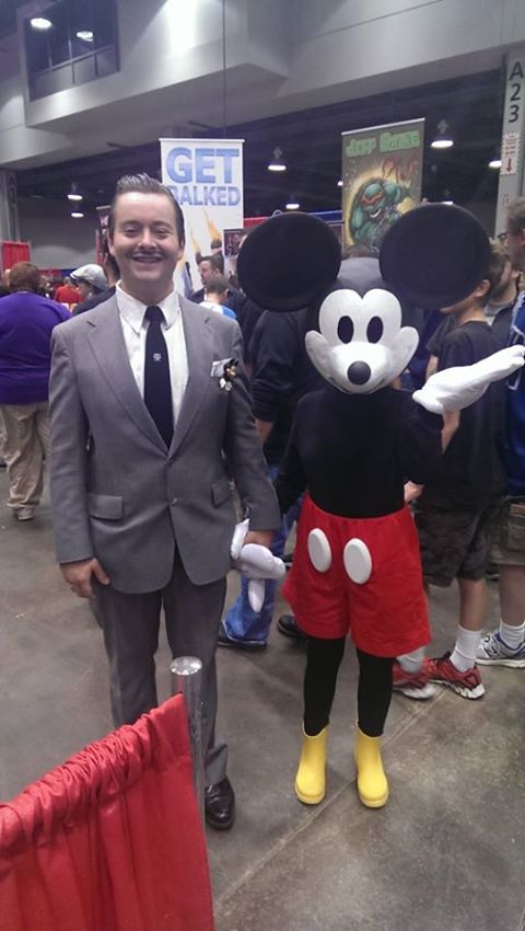 CCE13 SAT - Walt & Mickey