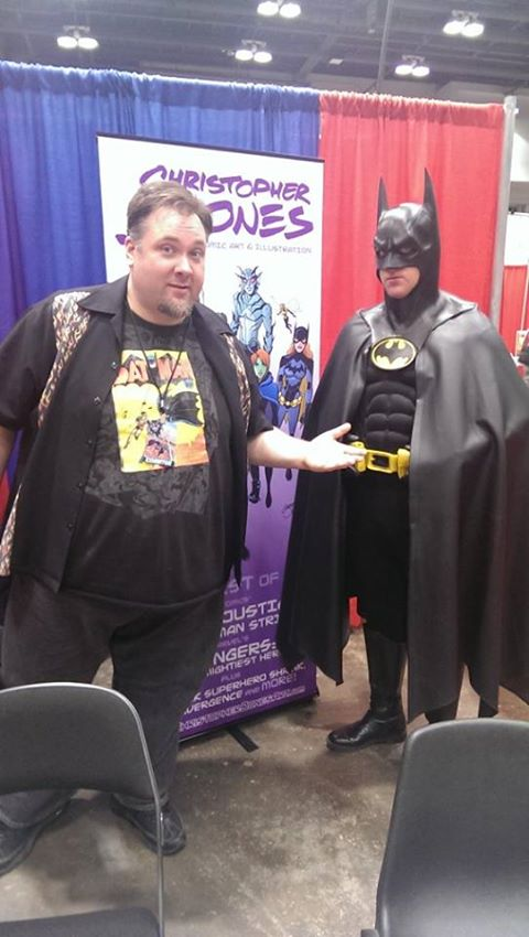 CCE13 SUN - Me and Batman