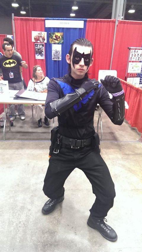 CCE13 SUN - Nightwing