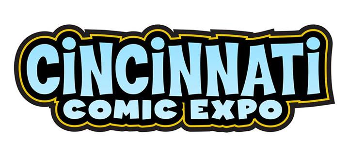 Cincinnati Comic Expo logo