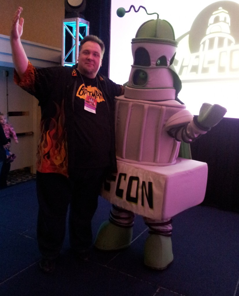Thank you for everything, Hal-Con!