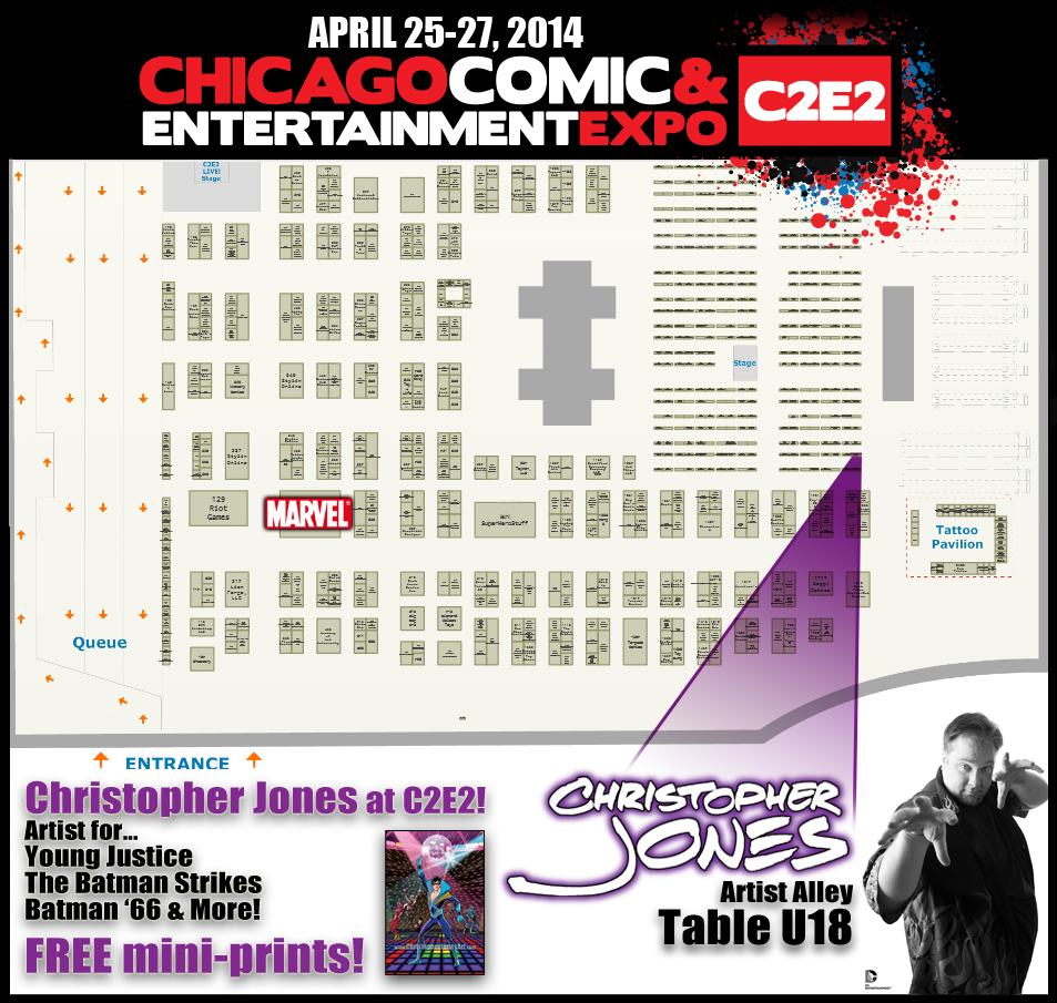 c2e2 map christopher jones