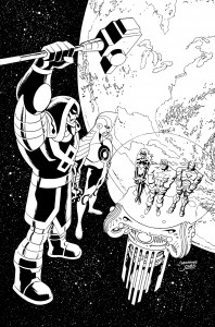 Avengers EMH Cover - Ronan 150