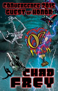 CVG 2015 GoH Badge prev - Chad Frey