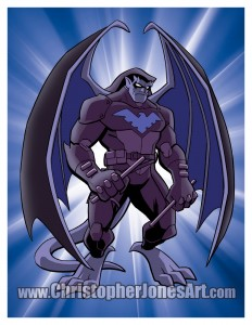 Goliath as Nightwing prev
