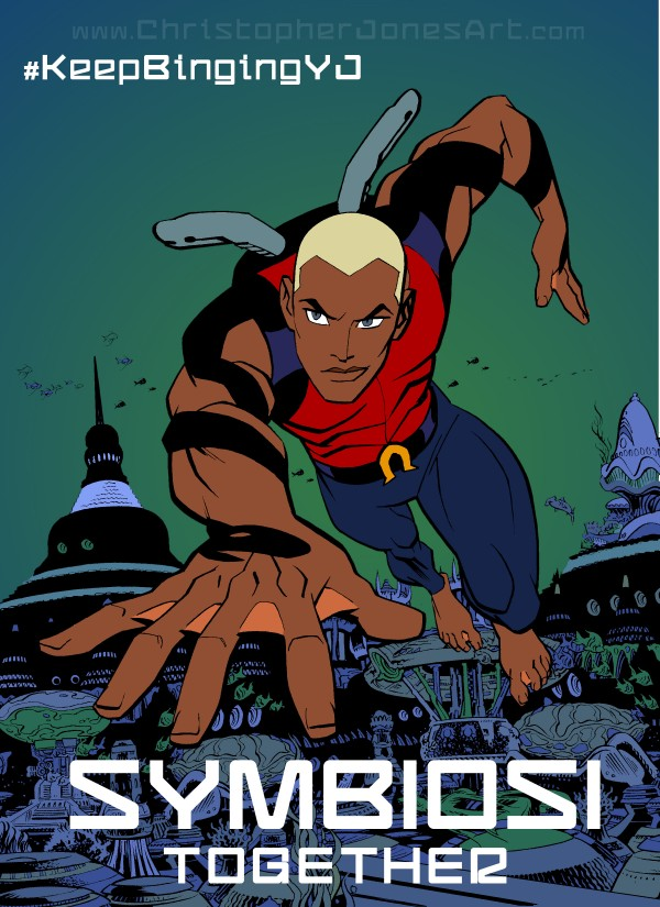Aqualad SYMBIOSI - KeepBinging