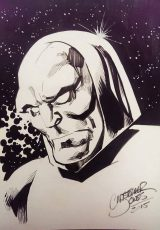 Headshot - Darkseid